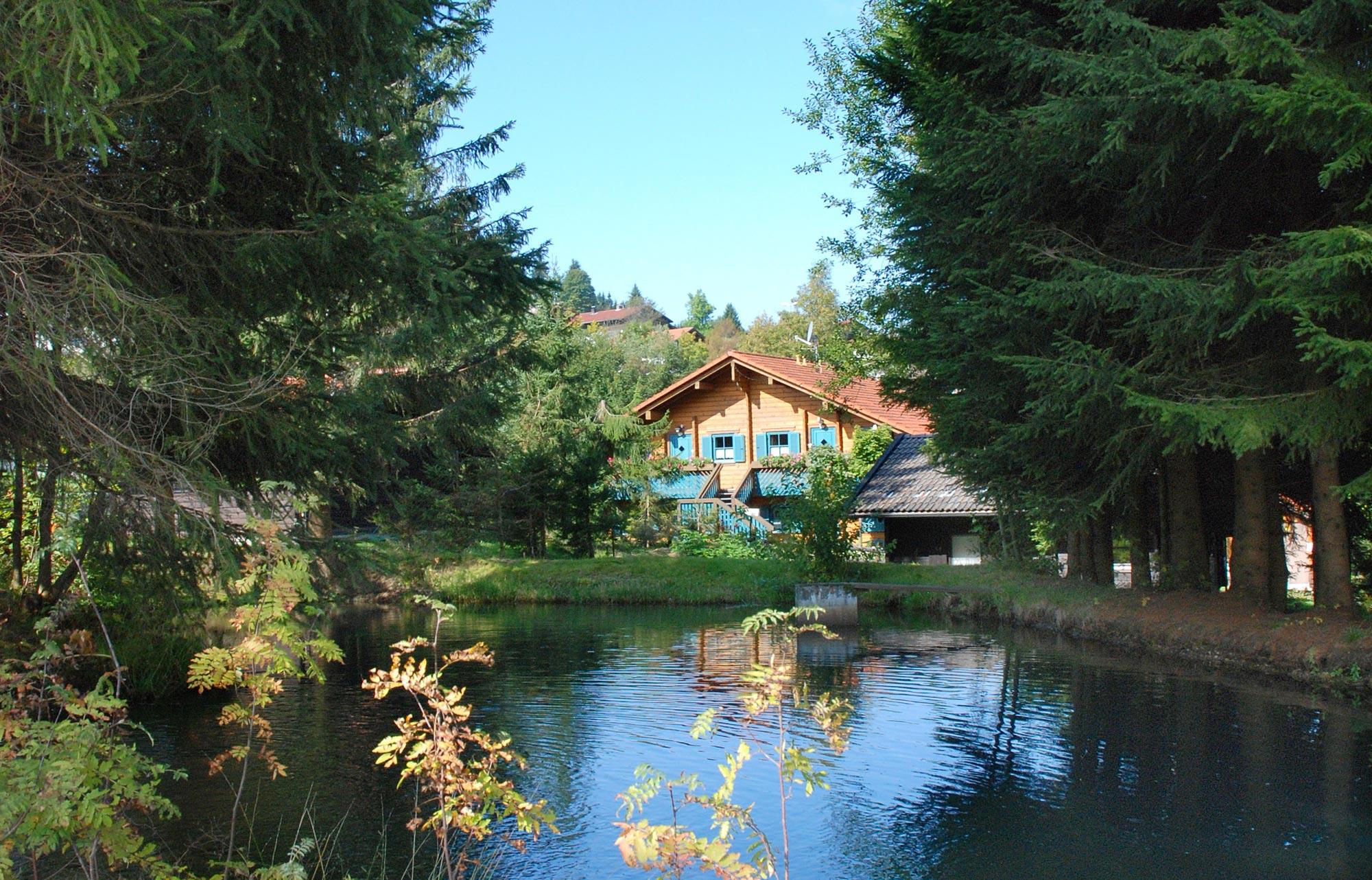 Ferienhaus in Mitterfirmiansreut Bayerischer Wald
